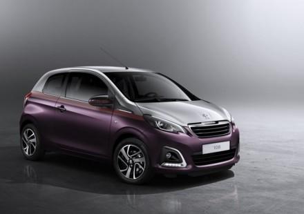 Peugeot Nuova 108