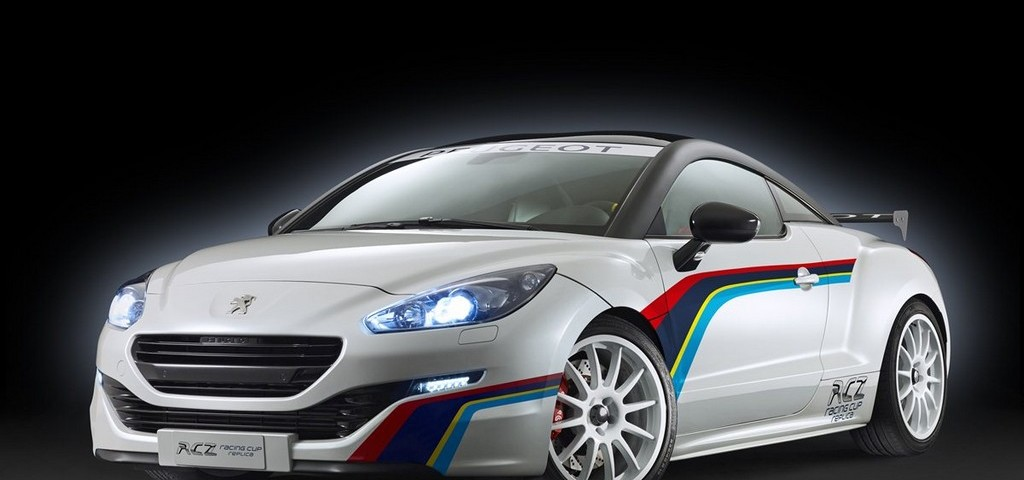 Peugeot RCZ Racing Cup Replica