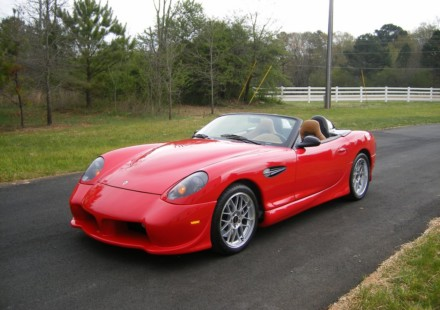 Panoz 25th Edition Esperante Spyder