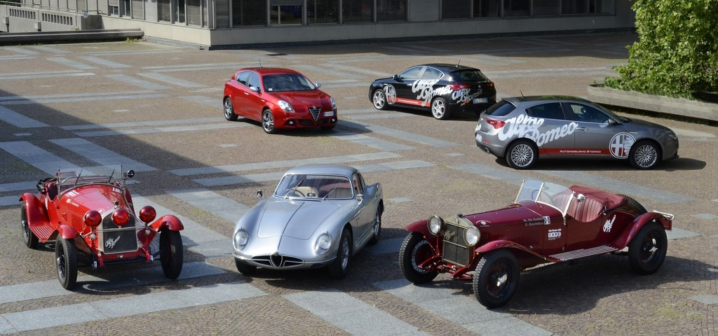 Alfa Romeo Mille Miglia 2014