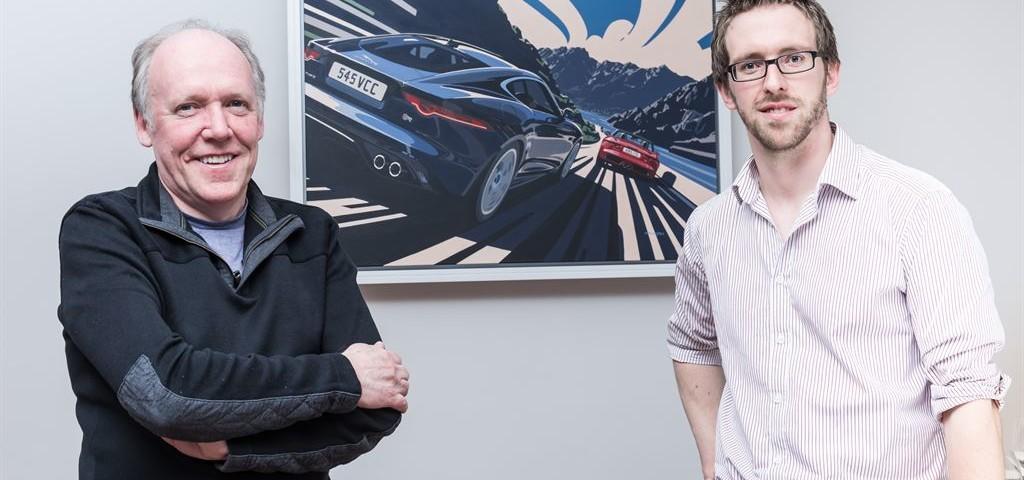 Jaguar F-Type Coupe Tim Layzell