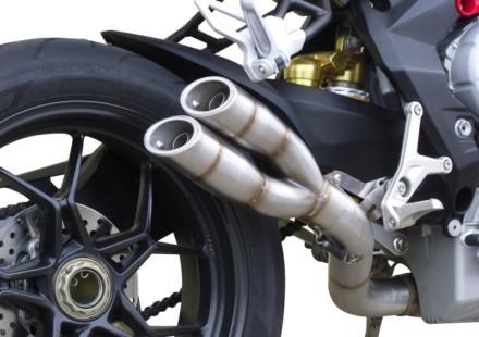 Scarico GPR MV Agusta Brutale 800 Race Thunder Dettaglio
