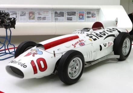 Mostra Maserati 100 Anni Enzo Ferrari