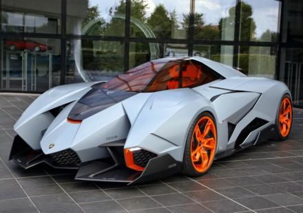 Lamborghini Egoista Museo Lamborghini
