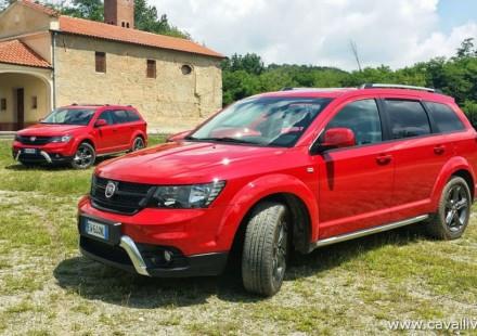 Fiat Freemont Cross Prova 9