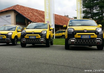 Fiat Panda Cross LIVE