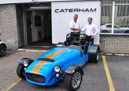 Caterham R500 numero 174