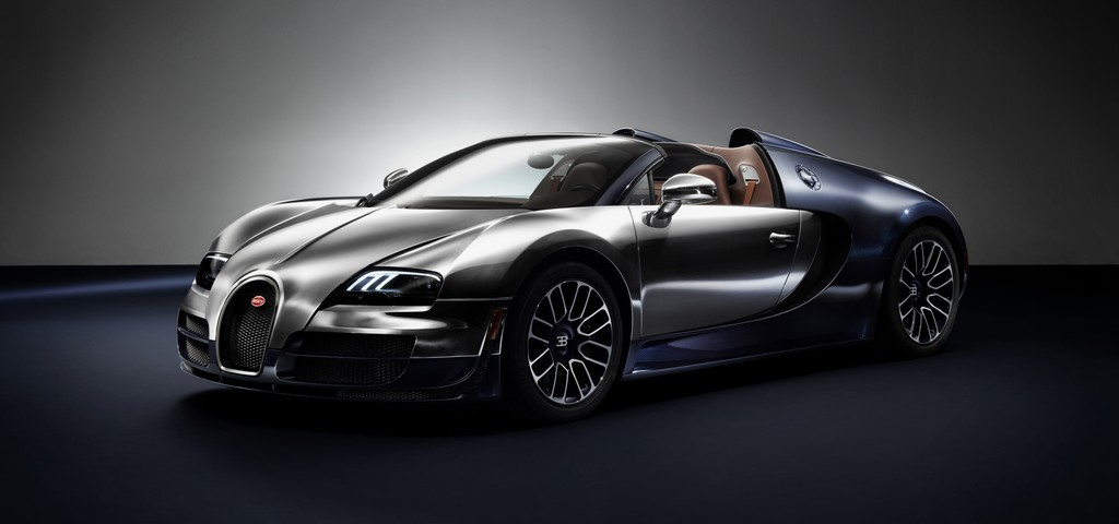 Bugatti Les Legendes Ettore Bugatti