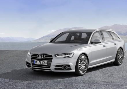 Audi nuova A6 Avant