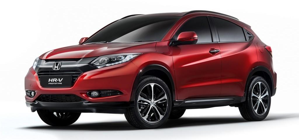 Honda Nuovo HR-V