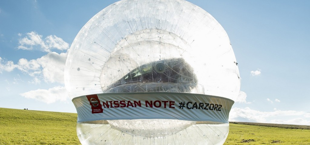 Nissan Note Zorb
