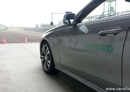Mercedes Classe C Hybrid TEST 3