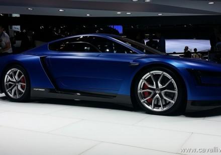 Volkswagen XL Sport LIVE