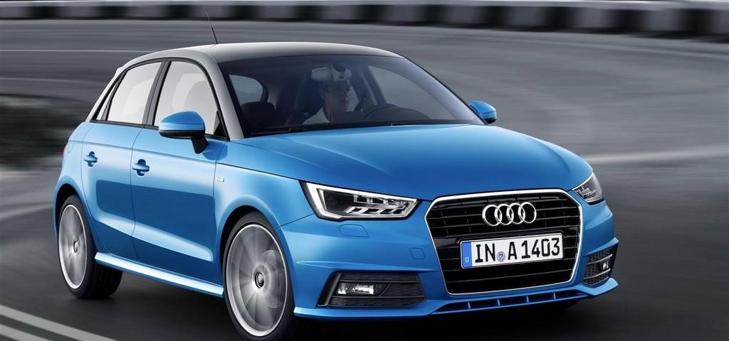 Audi A1 Sportback MY15
