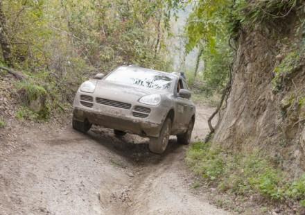 Porsche Cayenne Raduno Nazionale