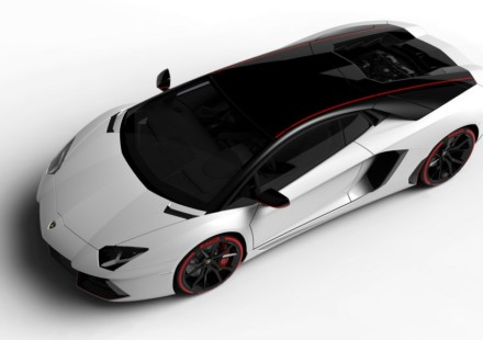 Lamborghini Aventador Pirelli
