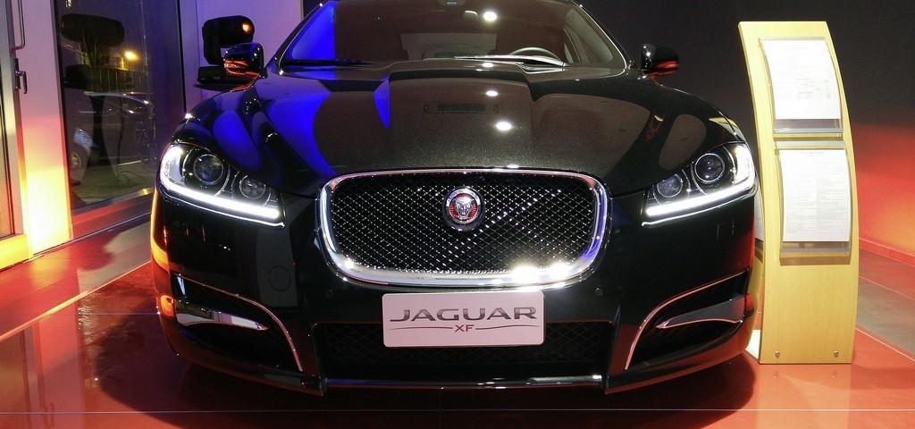 Jaguar Test and Taste Londoner