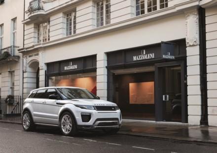 Range Rover Evoque MY16