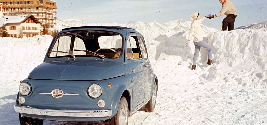 Fiat 500F 1966