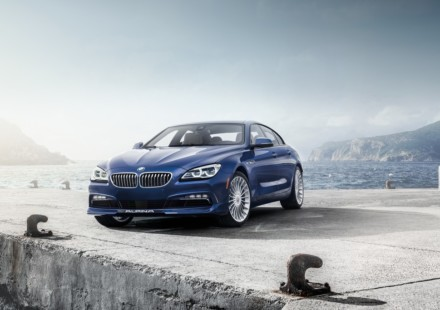 BMW ALPINA B6 xDrive Gran Coupe