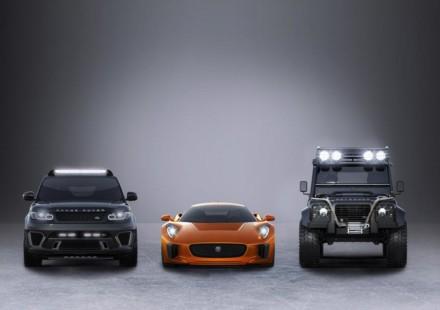 Jaguar Land Rover 007 Spectre