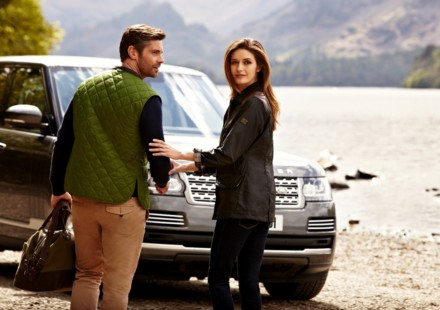 Land Rover e Barbour
