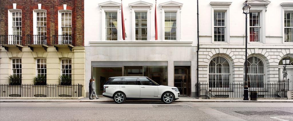 Range Rover Autobiography 1