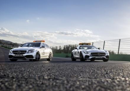 Meredes AMG Safety Car F1 2015