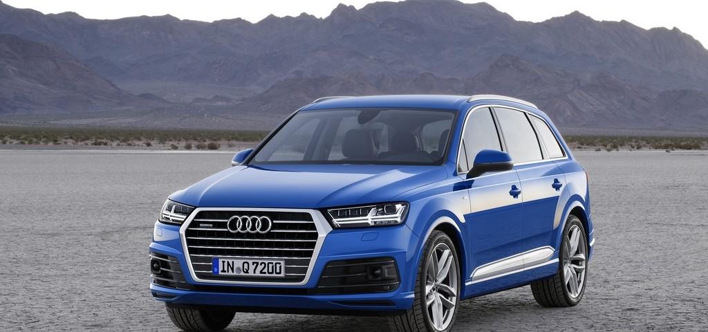 Audi Nuova Q7