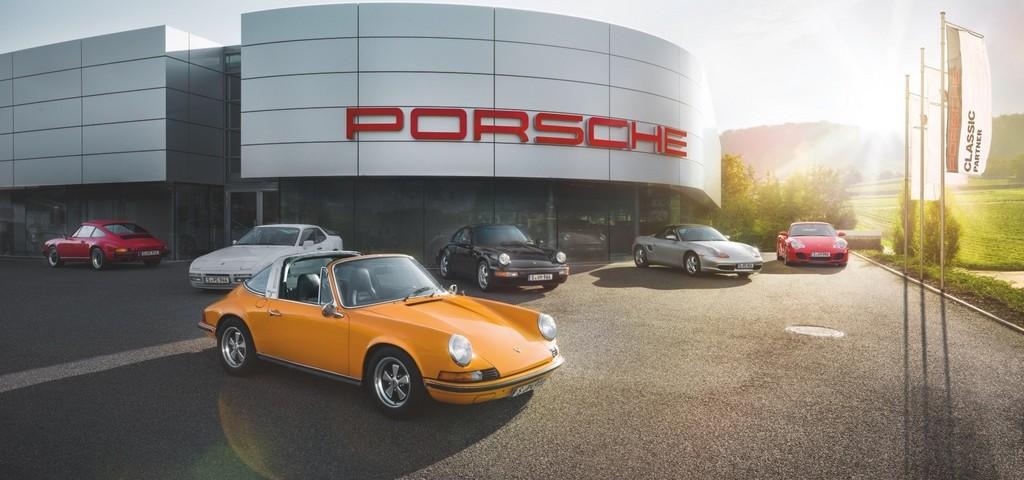 Porsche Classic Partners
