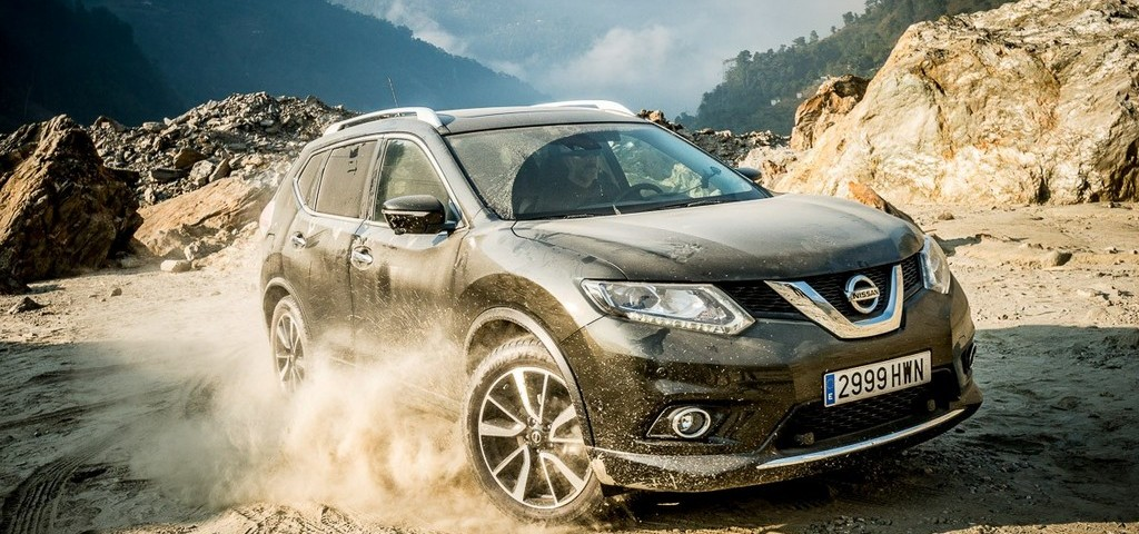 Nissan X-Trail The Five Elements of Adventure