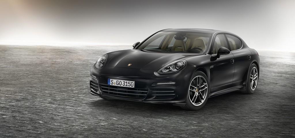 Porsche Panamera Edition