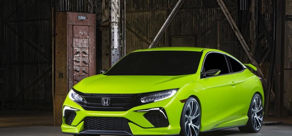 Honda Civic 10th Generation Concept