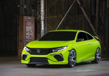 Honda Civic 10th Generation Concept