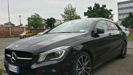 Mercedes CLA Shooting Brake Prova