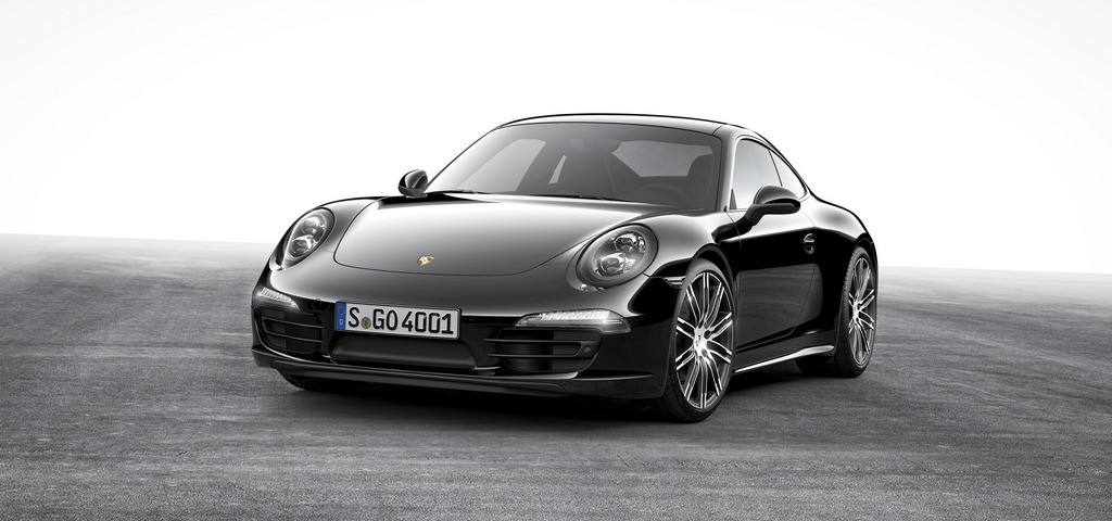 Porsche 911 Carrera Black Edition