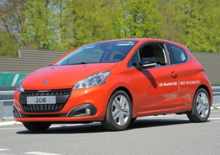Peugeot 208 Best in Class