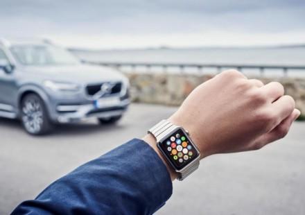 Volvo App Watch