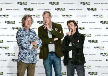 Amazon Prime Top Gear