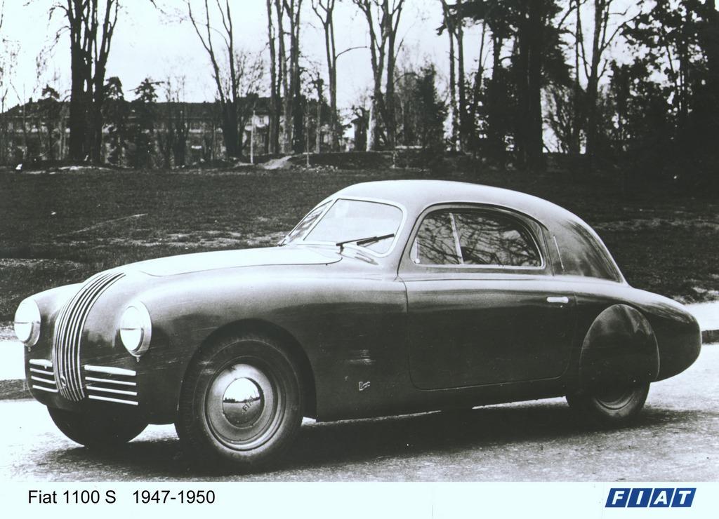 Fiat 1100 S Classic Days