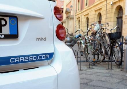 car2go Bologna