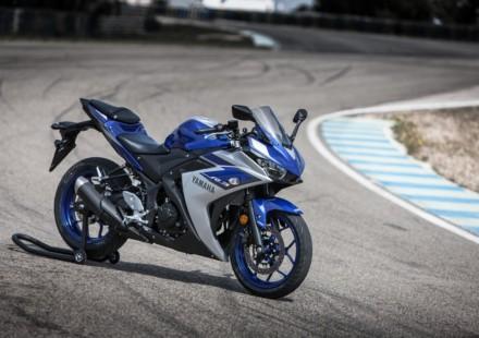Yamaha YZF R3 Mugello