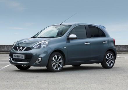 Nissan Micra n-tec