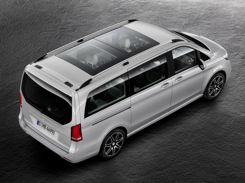Mercedes Classe V AMG Line Tetto Panoramico