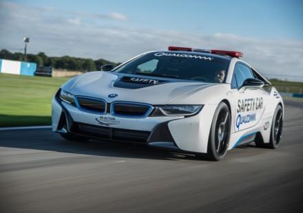 BMW i8 Safety Car Formula E