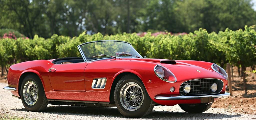 Ferrari 250 GT California SWB Spider