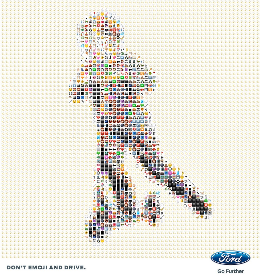 Ford Emoji Monopattino