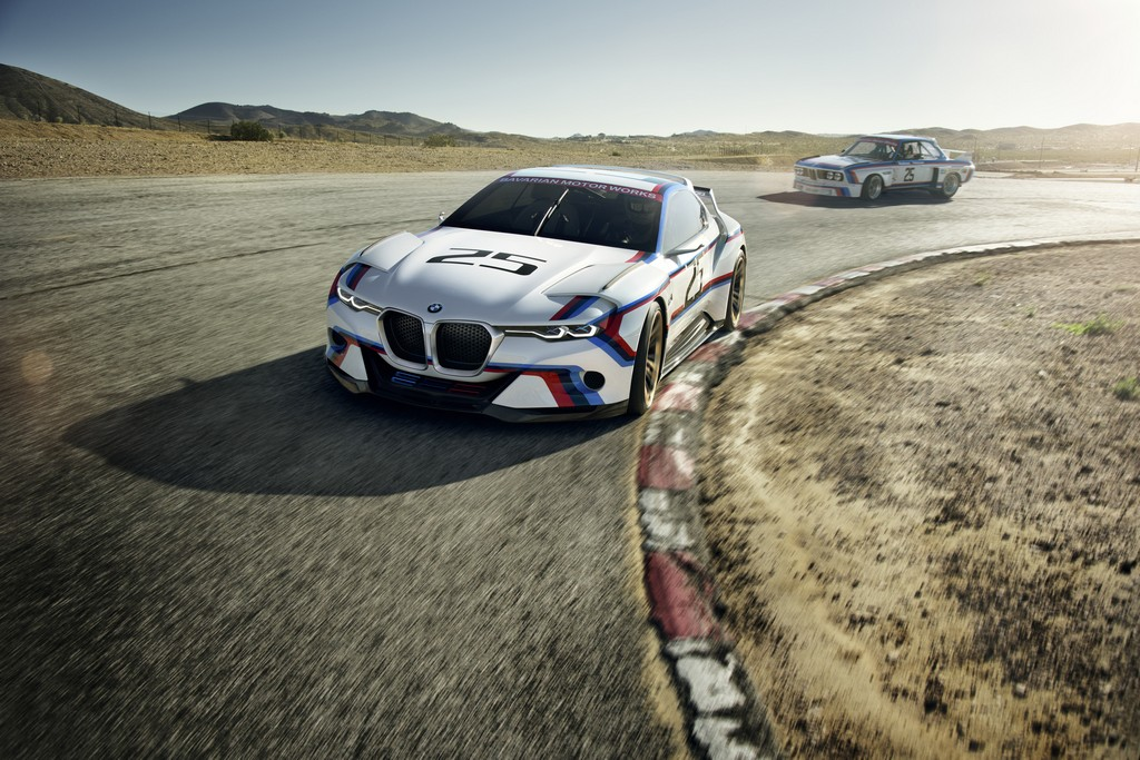 BMW 3.0 CSL Hommage R