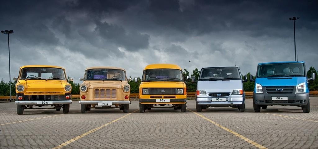 Ford Transit Serie