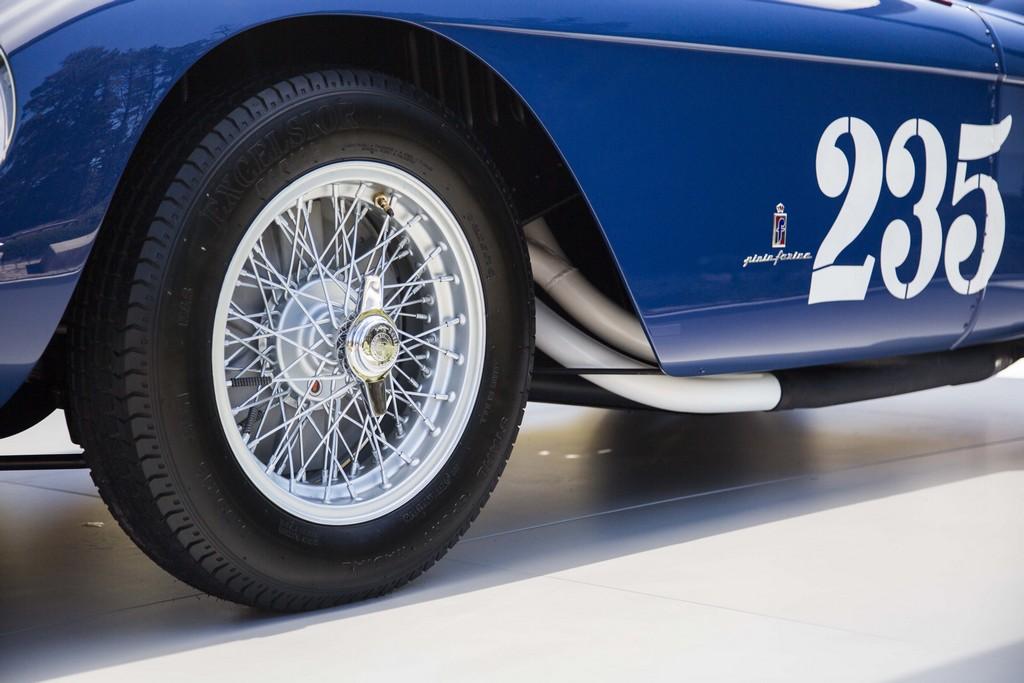 Ferrari 500 Mondial Tom Peck Cerchione